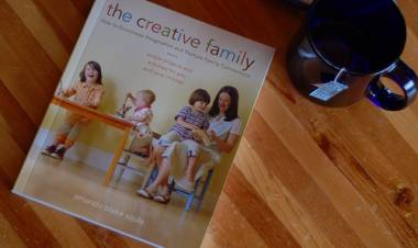The Creative Family by Amanda Soule : an Interview & a Giveaway