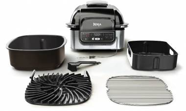 A Review of Ninja® Foodi™ 5-in-1 Indoor Grill