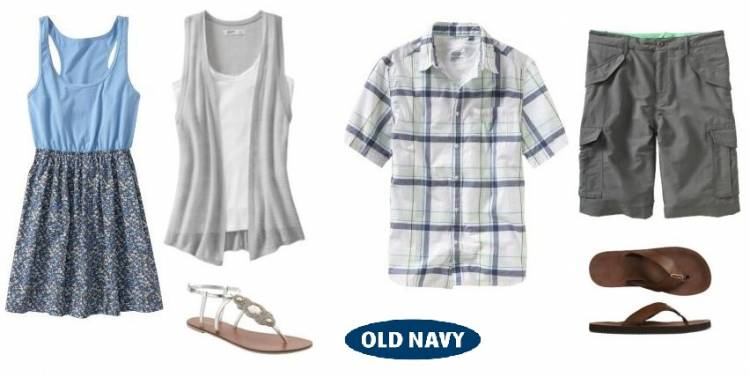 Old Navy – 30% off for Adults 'til 7/25