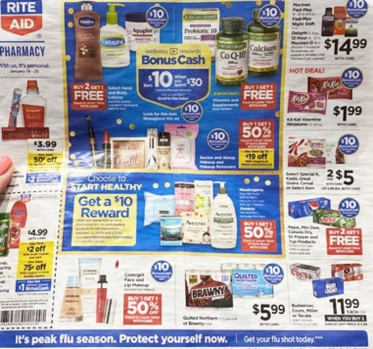 Rite Aid matchups: Beat allergies before they start